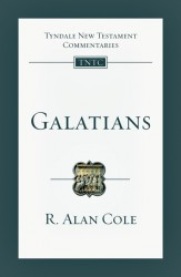 Tyndale New Testament Commentaries: Galatians Vol 9
