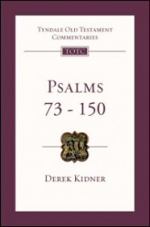 Tyndale Old Testament Commentaries: Psalms Vol 16