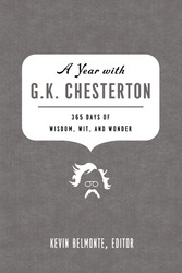 Year with G. K. Chesterton