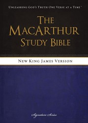 MacArthur Study Bible with NKJV