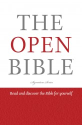 Open Bible - Notes Only Version