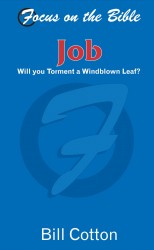 Job: Will You Torment a Windblown Leaf? - Focus on the Bible Commentary