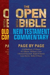 Open Your Bible Commentary 2 Vol Set