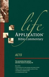Life Application Bible Commentary (Acts)