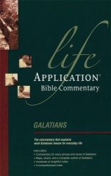 Life Application Bible Commentary (Galatians)