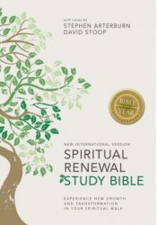 NIV Spiritual Renewal Study Bible