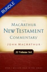 MacArthur New Testament Commentary Set (33 Vols.)