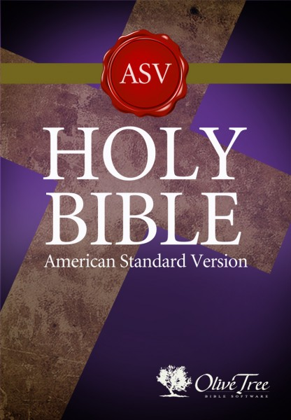 American Standard Version Asv For The Bible Study App