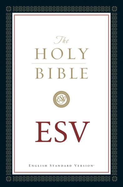 English Standard Version - ESV