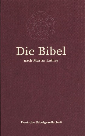 German Bible: Luther 1984