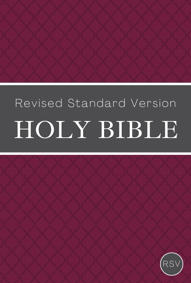 Revised Standard Version Rsv For The Bible Study App