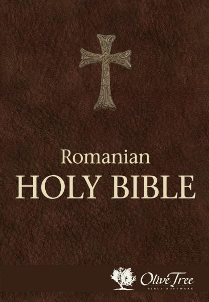Biblia in Limba Romana, traducerea Dumitru Cornilescu (Romanian Bible)