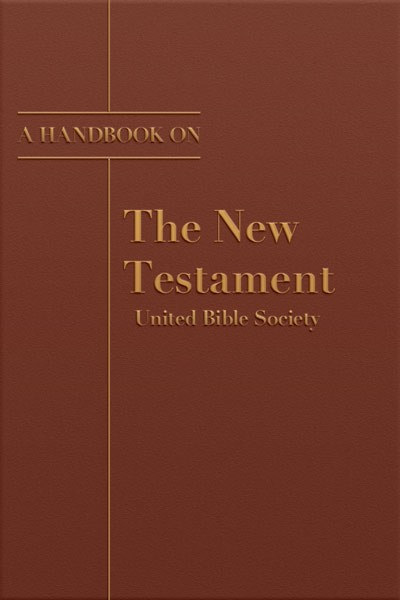 UBS Handbooks for New Testament (20 Vols.)