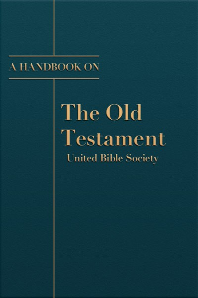 UBS Handbooks for Old Testament (21 Vols.)