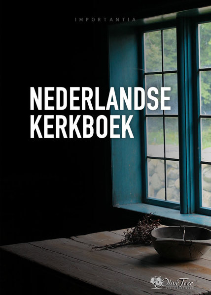 Dutch Prayer Book: Nederlandse Kerkboek
