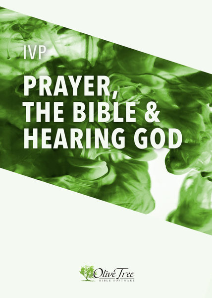 IVP Bundle - Prayer, the Bible and Hearing God