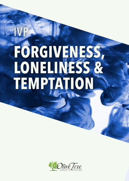 IVP Bundle - Forgiveness, Loneliness, and Temptation