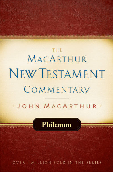 MacArthur New Testament Commentary: Philemon