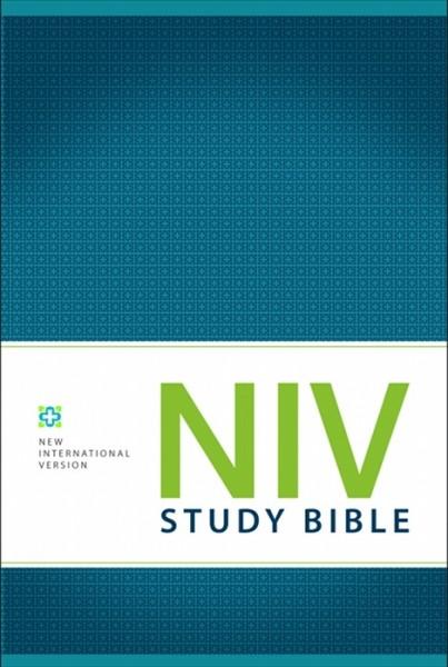 NIV Study Bible Notes