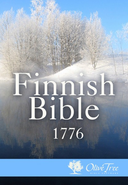 Finnish Bible: 1776 Translation