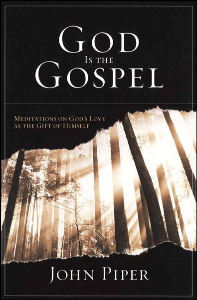 God is the Gospel Study Guide
