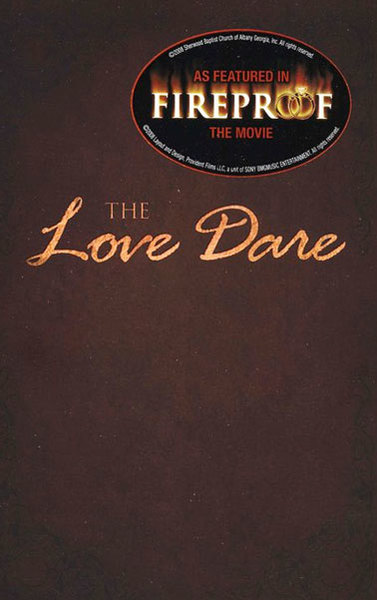 The Love Dare plus Holman Christian Standard Bible (HCSB)