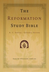 Reformation Study Bible Notes