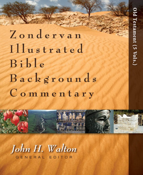 Illustrated Bible Backgrounds Commentary of the Old Testament