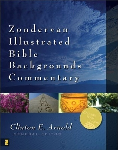 Illustrated Bible Backgrounds Commentary of the New Testament (4 Vols.)