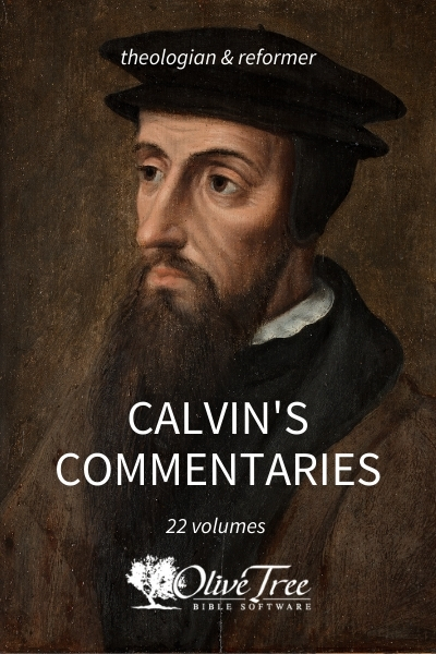 Calvin's Commentaries