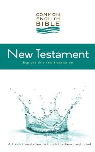 Common English Bible, New Testament