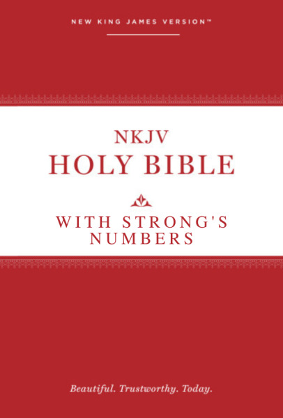 New King James Version with Strong's Numbers - NKJV Strong…