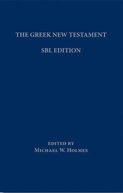 Greek New Testament: SBL Edition