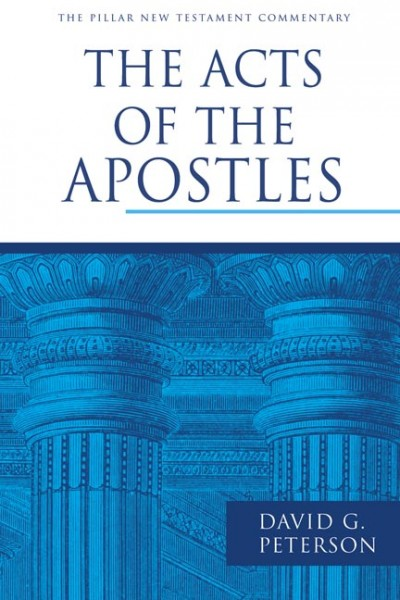Pillar New Testament Commentary: The Acts of the Apostles