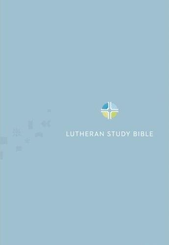 Lutheran Study Bible Notes