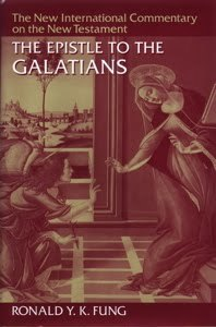New International Commentary on the New Testament: The Epistle to the Galatians