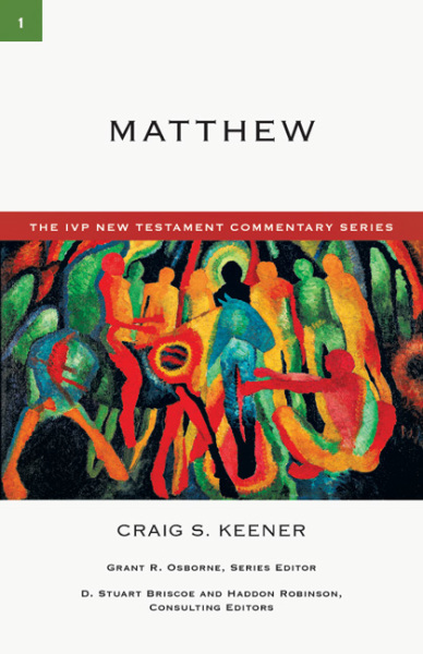 IVP New Testament Commentary Series - Matthew