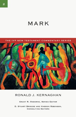 IVP New Testament Commentary Series - Mark