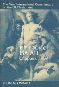 New International Commentary on the Old Testament: The Book of Isaiah 1-39