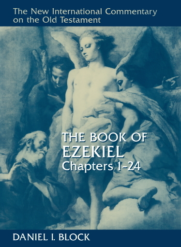 New International Commentary on the Old Testament: The Book of Ezekiel 1-24