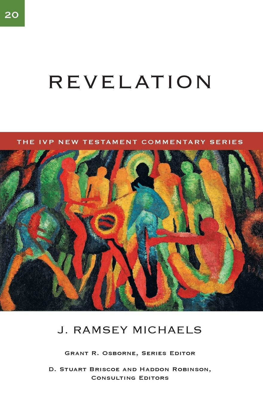 IVP New Testament Commentary Series - Revelation