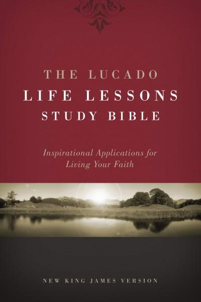 Lucado Life Lessons Study ...