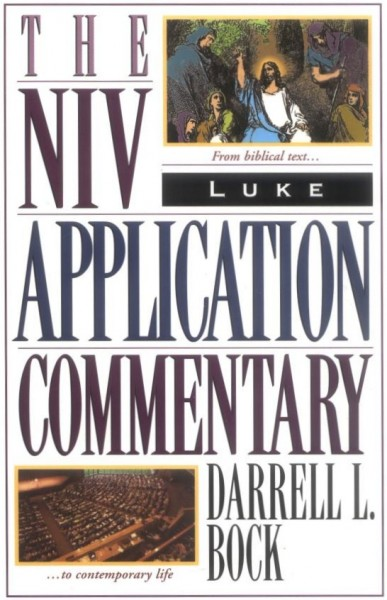 NIV Application Commentary Luke