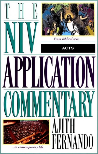 NIV Application Commentary Acts