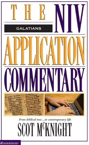 NIV Application Commentary Galatians