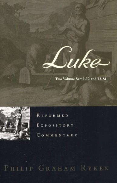 Luke 2 Volume Set - Reformed Expository Commentary