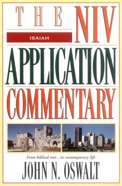 NIV Application Commentary Isaiah