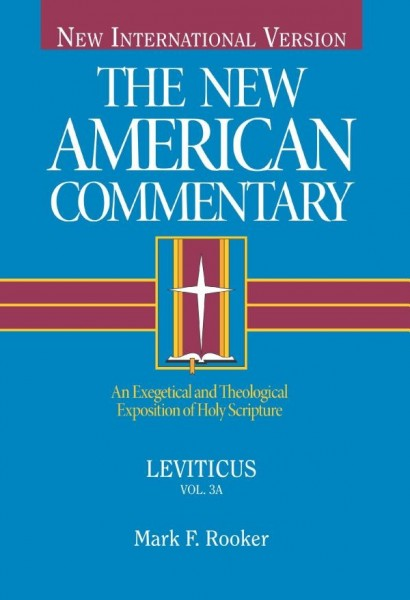 New American Commentary(NAC) Volume 3A - Leviticus