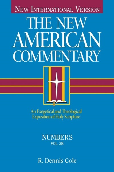 New American Commentary (NAC) Volume 3B: Numbers