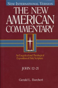 New American Commentary (NAC) Volume 25B: John 12-21